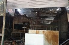 Quảng Nam: Liên tiếp xảy ra cháy chợ làm thiệt hại hàng tỷ đồng