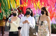 Dịch COVID-19 khiến lượng khách nước ngoài tới Thái Lan sụt giảm mạnh