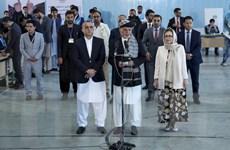 Tổng thống tái cử Afghanistan Ghani đối mặt khó khăn chồng chất