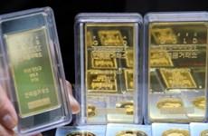 Giá vàng trên thị trường thế giới giảm trong phiên giao dịch 11/3