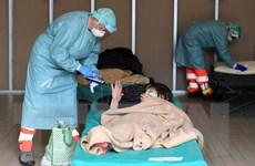 Italy thông báo gần 3.500 ca nhiễm COVID-19 mới chỉ trong một ngày