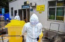 Trung Quốc xử lý 159.000 tấn rác y tế trong cuộc chiến chống COVID-19