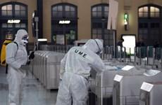 Tây Ban Nha và Iran ghi nhận hàng trăm ca tử vong mới do COVID-19