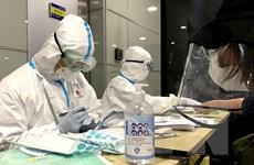 Các chuyên gia y tế Trung Quốc chia sẻ kinh nghiệm chống dịch