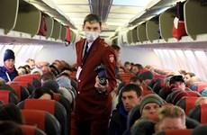 Dịch COVID-19: Nga hạn chế các chuyến bay tới thêm 4 nước