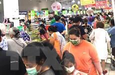 Các bệnh viện Thái Lan thiếu dung dịch xét nghiệm bệnh COVID-19