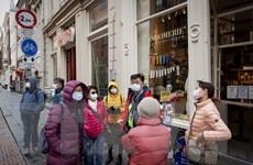 Tốc độ lây lan virus SARS-CoV-2 đang chậm lại đáng kể ở Hà Lan