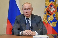 Nga chính thức hoãn tổ chức cuộc trưng cầu ý dân về sửa đổi hiến pháp