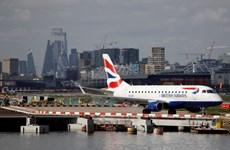 Sân bay London City Airport của Anh và Orly của Pháp ngừng hoạt động