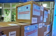 Temasek tặng 10 máy trợ thở, Nestle hỗ trợ dinh dưỡng cho tuyến đầu