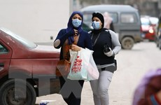 Dịch bệnh COVID-19 tại nhiều quốc gia Trung Đông diễn biến phức tạp