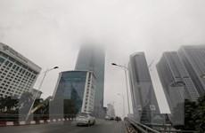 Hà Nội và các tỉnh Bắc Bộ có sương mù sáng sớm, nhiệt độ giảm nhẹ