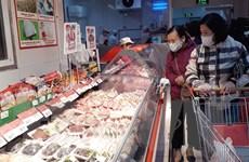 Kiểm soát thị trường, đảm bảo giá cả mặt hàng thịt lợn ở mức hợp lý