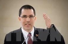 Venezuela phản đối việc EU ủng hộ Mỹ can thiệp nội bộ nước này