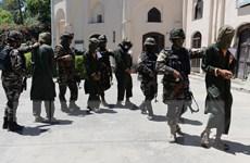 Chính phủ Afghanistan và Taliban ngừng đàm phán trao đổi về tù nhân