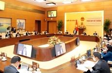 Thường vụ Quốc hội họp bất thường tìm biện pháp hỗ trợ người dân