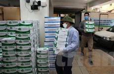 Vinamilk ủng hộ gần 15 tỷ đồng hỗ trợ tuyến đầu chống dịch COVID-19