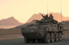 Canada chuẩn bị xuất khẩu xe chiến đấu bọc thép sang Saudi Arabia
