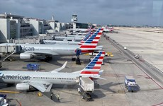 Các hãng hàng không Mỹ không đồng ý điều khoản gói cứu trợ 25 tỷ USD