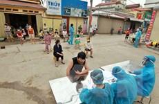Thêm 2 người ở Hạ Lôi mắc COVID-19, Việt Nam có 262 ca bệnh