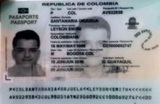 Đã tìm được nam du khách người Colombia tự ý rời khỏi khu cách ly