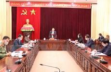 Bắc Ninh hỗ trợ Công ty Samsung Display các biện pháp chống COVID-19