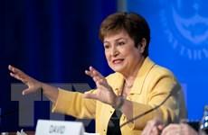 Hơn 100 nước thành viên IMF kêu gọi được tài trợ tài chính khẩn cấp