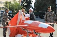 Quân đội Iran được trang bị thiết bị bay không người lái tự sản xuất