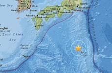 Động đất mạnh 6,9 độ gần quần đảo Ogasawara của Nhật Bản