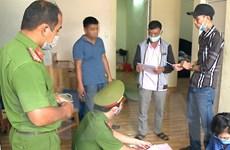 Bắt giữ các đối tượng lợi dụng tình hình dịch bệnh vận chuyển ma túy