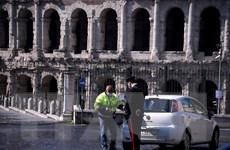Italy: Lệnh phong tỏa mang lại hiệu quả khoanh vùng dịch bệnh
