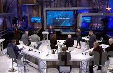 Cuộc chiến chống COVID-19 của Việt Nam lên talk show ăn khách của Nga