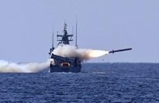 Pakistan bắn thử thành công tên lửa chống hạm trên biển Bắc Arab