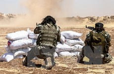 7.500 phiến quân Syria thân Thổ Nhĩ Kỳ tiếp tục đổ về Libya