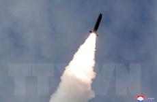 Báo Hàn Quốc: Mỹ phát hiện các dấu hiệu Triều Tiên sắp phóng tên lửa