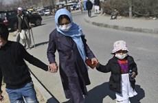Dịch COVID-19: Hơn 7 triệu trẻ em Afghanistan có nguy cơ bị đói