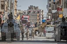 An ninh Ai Cập tiêu diệt 18 phần tử khủng bố ở tỉnh Bắc Sinai