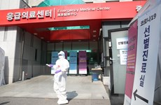 Dịch bệnh COVID-19: Hàn Quốc ghi nhận trên 300 ca dương tính trở lại