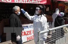 Dịch COVID-19:Thổ Nhĩ Kỳ dỡ bỏ lệnh cấm xuất khẩu thiết bị vật tư y tế