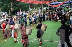 ''Tháng Năm nhớ Bác'' tại Làng Văn hóa-Du lịch các dân tộc Việt Nam