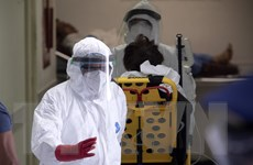 Số ca nhiễm COVID-19 ở Mexico tăng gấp 5 lần, sắp tới đỉnh dịch