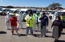 Nam Phi thử nghiệm vắcxin phòng lao để ngừa virus SARS-CoV-2