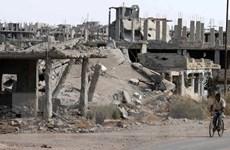 Phiến quân Syria tấn công tòa nhà chính phủ ở Daraa, sát hại 9 người