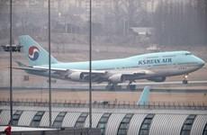 Korean Air dự định nối lại 19 tuyến bay quốc tế từ tháng Sáu tới