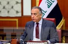 Tân Thủ tướng Iraq cam kết phóng thích người biểu tình bị bắt giữ