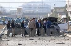 Afghanistan: Nổ bom liên hoàn tại thủ đô Kabul làm 4 người bị thương