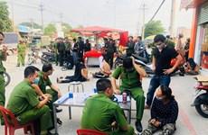 Vụ thu tiền bảo kê ở Đồng Nai: Khởi tố, bắt tạm giam nhiều đối tượng