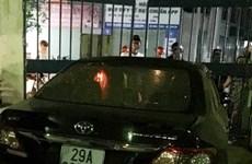 Thông tin về vụ Trưởng ban Nội chính Tỉnh ủy Thái Bình gây tai nạn