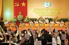 Thái Bình rút kinh nghiệm công tác tổ chức Đại hội Đảng bộ các cơ sở