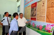 Hình tượng Bác Hồ trên báo chí cách mạng ở miền Nam 1945-1975